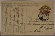 POSTA MILITARE 5^ DIVISIONE A 23.11.1917 #XP251A