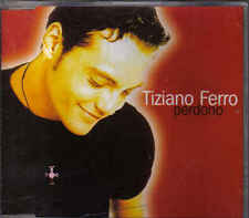 Tiziano Ferro-Perdono Promo cd single