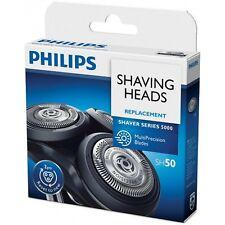 Philips SH50/50 5000 Series 3 x Rotary Cutting Shaving Head