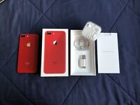 Apple iPhone 8 Plus Product Red 64GB Sprint