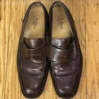 Cole Haan Brown Leather Men's Loafer Dress Shoes Size 9 M - Amazing!!