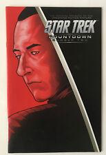 Star Trek Countdown #2 (2009) Prequel Comic IDW