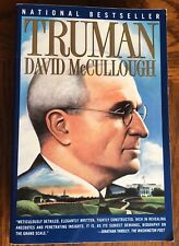 Truman by David McCullough (1993, Paperback) 992 Pages