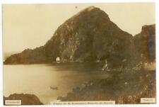c1915 Madeira Ponte de S. Lourenco Penedo do Socco Real Photo