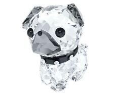 Swarovski Puppy - Roxy the Pug # 5063333 New in Original Box59.5