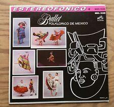 Ballet Folklorico De Mexico (RCA Victor – MKS 1530 Stereo)
