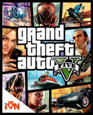 [Versione Digitale Rockstar] PC Grand Theft Auto V [GTA 5] in Italiano *Solo KEY