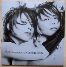 T.M. Revolution - JPOP - SEVENTH HEAVEN - Advance Release Promo CD [2004] - NM