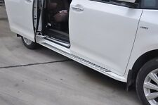MIT Toyota SIENNA 2011-2017 outside running boards side step-COLOR PAINTED