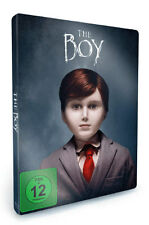 THE BOY blu ray Steelbook ( NEW ) English Audio