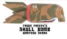 SKULL BOMB WARTHOG SHARK x Jason Freeny x Mighty Jaxx
