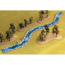 """Armorcast Resin ACRV006 3"""" River Set (8 pcs - 48"""") Terrain Unpainted"""