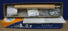 Vtg Walthers 7832 HO 60' Postal Car Craftsman Kit NIB w Trucks & Super Details