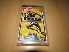Exit (PSP) NEW SEALED
