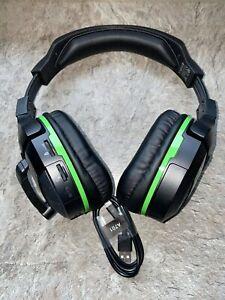 Turtle Beach Stealth 700 Black/Green Headband Headset for Microsoft Xbox One