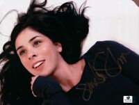Sarah Silverman Signed Autographed 8X10 Photo Sexy Cute Lying Down GV814753