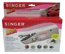Singer 01663 Stitch Sew Quick™ Hand Held Sewing Machine