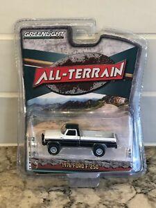 Greenlight All-Terrain 1976 Ford F-250 Pickup Truck 1/64 35190-B