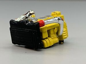 1/64 DCP PARTS YELLOW PETERBILT 359/379/389 ENGINE