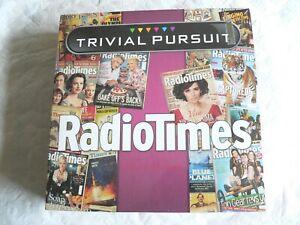 NEW Hasbro Games- Trivial Pursuit- RadioTimes