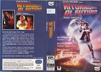 RITORNO AL FUTURO (1985) VHS