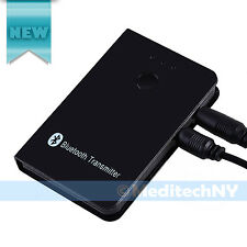 Wireless Bluetooth A2DP HiFi Audio Dongle Adapter Transmitter for TV PC Tablet