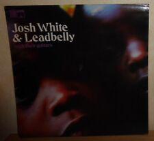 Josh White & Leadbelly: with their Guitars '68 Saga UK. ERO 8027