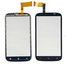 New For HTC Desire X T328e Touch Screen Digitizer Glass Lens Repair Parts Black