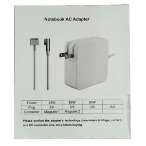 """60W AC Charger Adapter For Apple MacBook Pro 13"""" Retina A1436 A1502 A1425 A1436"""