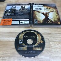 God of War: Ascension Sony PlayStation 3 Ps3  2012 With Case *