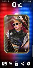 Topps WWE Slam digital card Bianca Belair Feb VIP Special Insert 2020