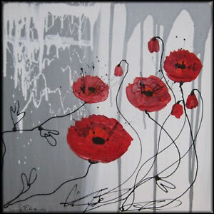 ART  AUSTRALIAN COM SILVER  ORIGINAL LYNNE Pickering 3729 modern home decor