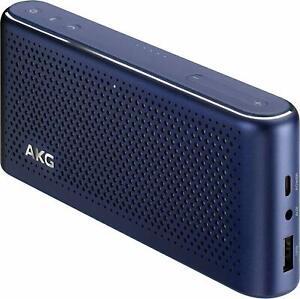 AKG Bluetooth Lautsprecher S30 mit Powerbank kabelloses Streaming NEU OVP