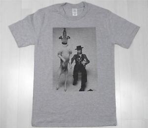 David Bowie Grey T-Shirt Size S-XXXL Unisex Ziggy Stardust