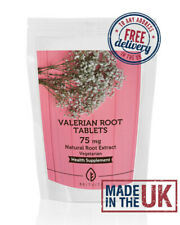Valeriana Root 150mg Extract Calm Tablets GB