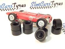 8 Urethan-Reifen für 1/32 slotcars FALLER - DE