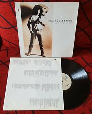 RICARDO ARJONA **Animal Nocturno** VERY SCARCE 1993 Spain LP w/ INSERT