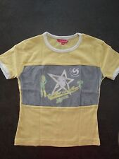 T-shirt jaune – Taille 14 ans