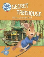 Peter Rabbit Secret Treehouse Sticker Activity Book - NEW with over 150 stickers