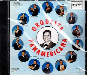 ORQUESTA PANAMERICANA - HOMENAJE H. URDANETA - CD