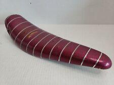 Vintage Schwinn Sting-Ray Banana Saddle Seat Purple USA HTF