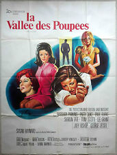 1968 VALLEY OF THE DOLLS Sharon Tate Barbara Parkins French 47x63 movie poster
