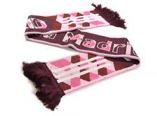 Adidas Real Madrid 3 ° Sciarpa Club Crest nome Ufficiale prodotto Rosso Rosa