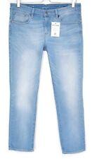 Levis jean slim demi curve bleu clair Classic Mid Rise Jeans Taille 12 W31 L28