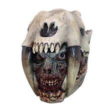 Warrior Zombie Apocalypse Fighter Skull Cap Halloween Mask