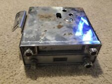 Vintage Muntz 8 Track Car Stereo A 60 For Parts Or Repair
