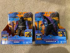 Godzilla Vs Kong Hong Kong Battle King Kong & Godzilla Playmates 2021