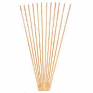 6/12/24PCS 31in OD 8.5mm Wood Shaft For Sporting Hunting Arrow Bow Accessories