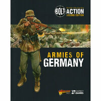 Bolt Action (2nd Edition): Armies of Germany (Softcover)