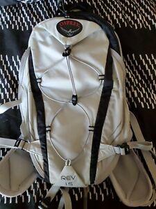 Osprey backpack used Rev 1.5